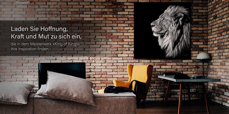 Banner - König der Könige
